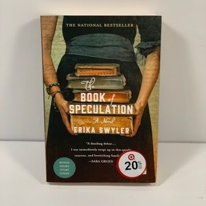 The Book of Speculation by Erika Swyler NEW!